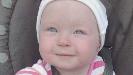 Hayley Fullerton, who died at Birmingham Children's Hospital in Nov 2009