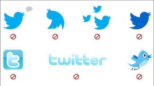 Twitter's birds logo