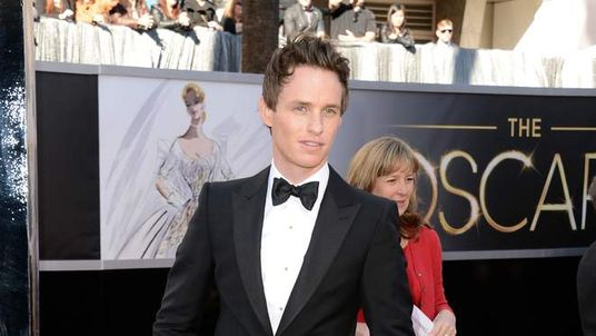85th Annual Academy Awards - Arrivals Actor Eddie Redmayne