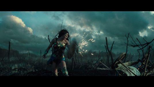 Wonder Woman movie trailer