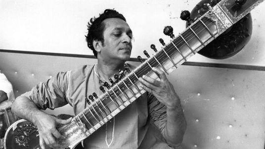 Sitar Legend Ravi Shankar