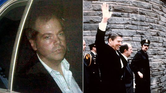 John Hinckley Jr has been in psychiatric care for 35 years over the attempted assassination