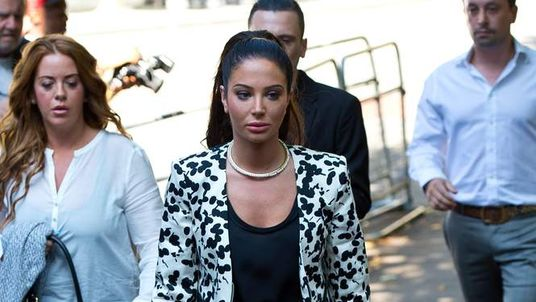 Tulisa Contostavlos Faces Drug Charges