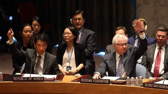 United Nations Security Council Meets On Situation In Ukraine
