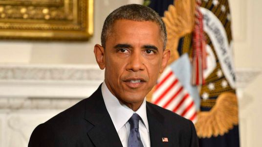 Barack Obama Iraq Airstrikes Statement