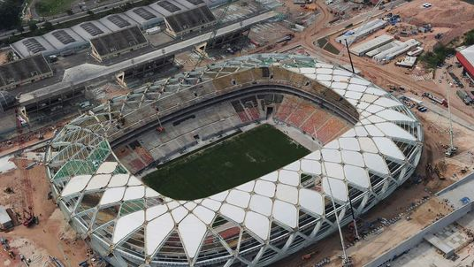 General Views of Manaus - Venue for 2014 FIFA World Cup Brazil