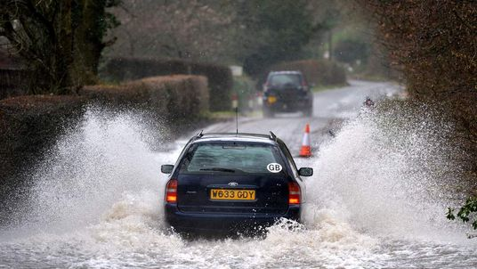 Bad Weather And Floods Continue To Hit Britain