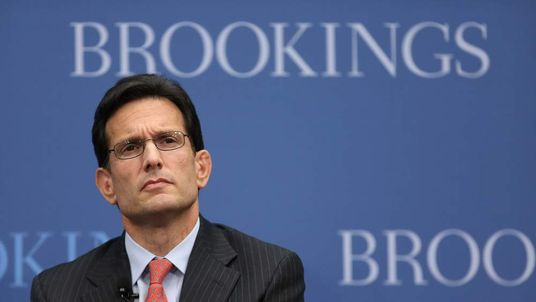 Eric Cantor Gives Speech On Value Of School Choice