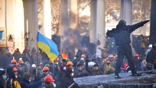 Kiev protesters