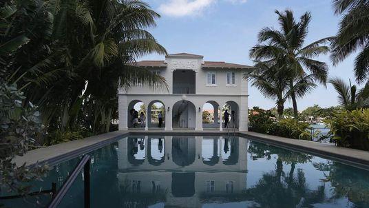 Former Home Of Al Capone Refurbished In Miami Beach