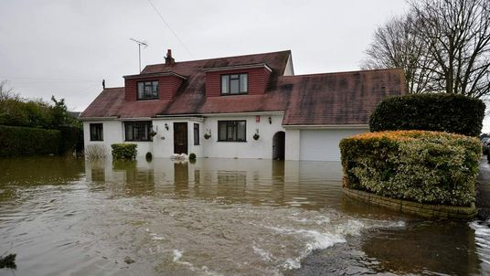 BRITAIN-WEATHER-FLOOD