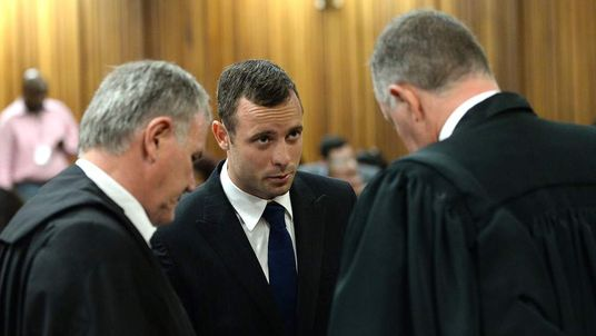 The trial of Oscar Pistorius