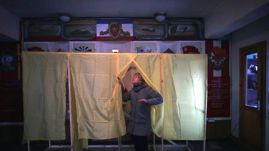 Crimea prepares for a referendum on secession.