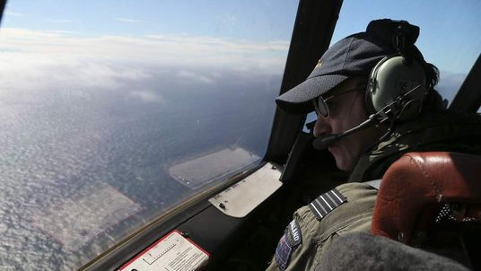 The search for missing Flight MH370 continues.