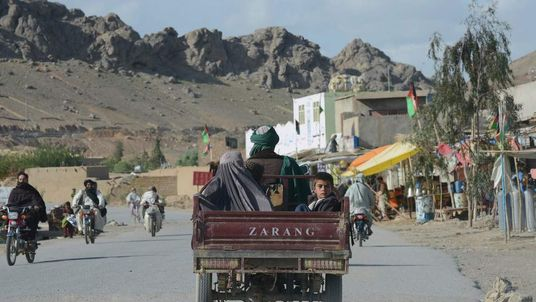 Life returns to normal after the historic elections in Afghanistan.