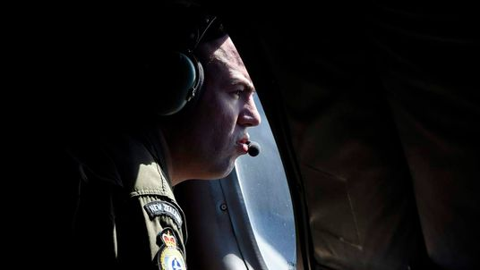 The MH370 search area narrows as more signals are identified.
