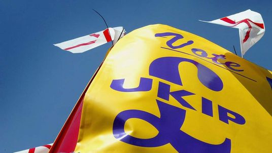 UK Independence Party On The Campaign Trail