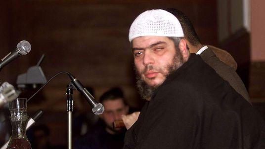Radical Cleric Abu Hamza