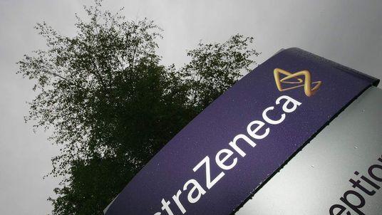 AstraZeneca's factory in Macclesfield
