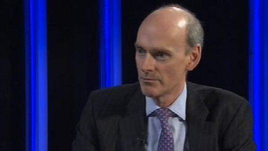 Morrisons group finance director Richard Pennycook