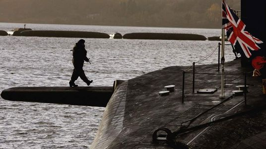 UK Gov't to Invest $1.7Bln in New Nuclear Submarines' Construction