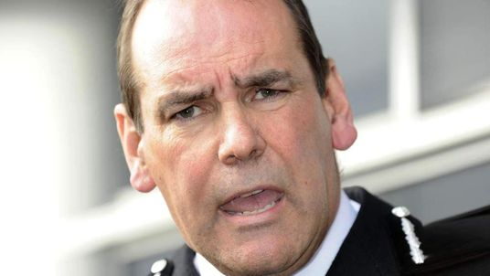 Chief Constable of West Yorkshire Police Sir Norman Bettison