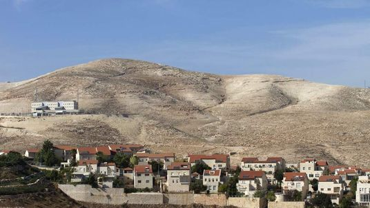 ISRAEL Settlements 3