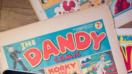 The Dandy relaunches online
