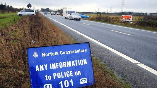 A47 road crash