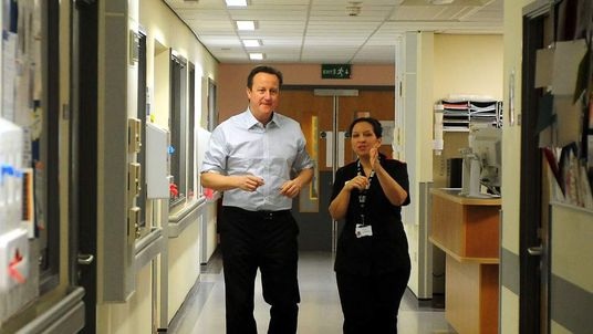 David Cameron visit to Derby