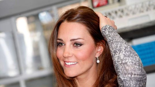 Duchess of Cambridge visits Hope House treatment centre in Clapham
