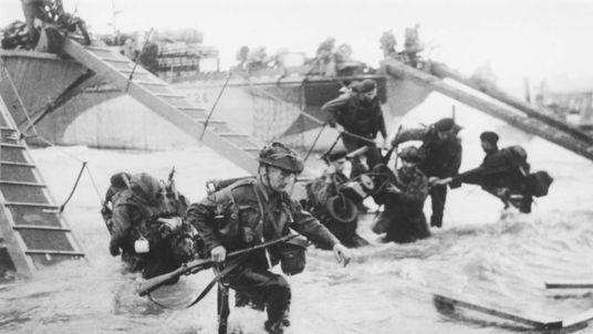 Juno Beach D-Day Landings