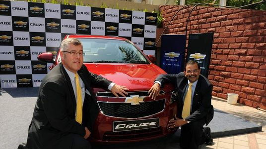 Tata Motors managing director Karl Slym, who died of a suspected suicide.