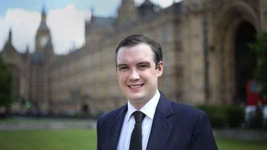 Tory MP James Wharton
