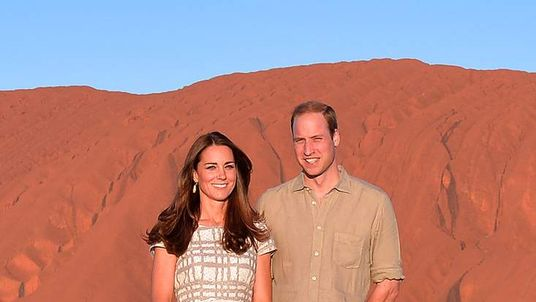 Royal visit to Australia and NZ - Day 16