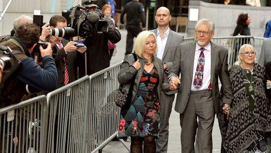 Rolf Harris trial.