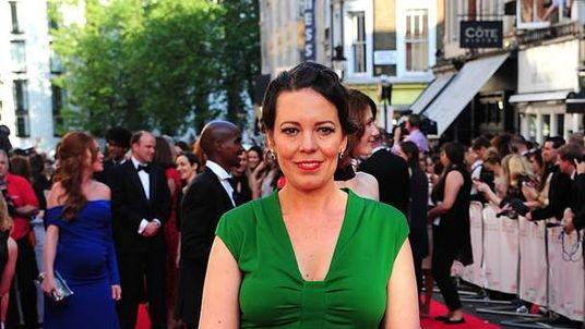 Broadchurch actress Olivia Colman