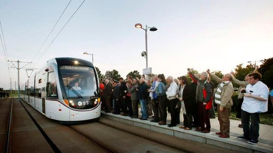 Edinburgh tram project