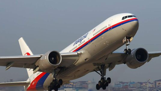 Photo of the Malaysia Airlines plane dated February 2014. Pic: Andreas Fietz
