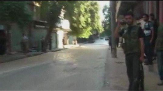 Aleppo flooding