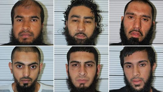 Six terror suspects charged with: Engaging in conduct in preparation for terrorist acts.