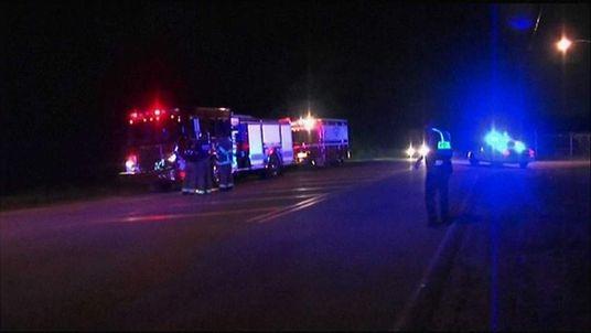 Plane crash in Alabama