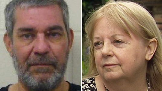 Skullcracker Michael Wheatley and victim Clare Townsend