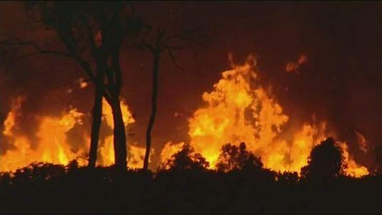 Austrialia Bushfires.