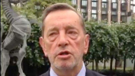 David Blunkett's resignation speech