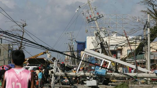 Death Toll Rises in Philippines Following Impact Of Super Typhoon