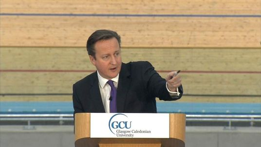 Cameron says Government doing all they can for flood victims