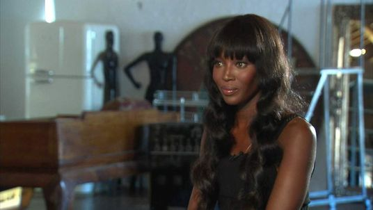 Naomi Campbell Sky News Interview