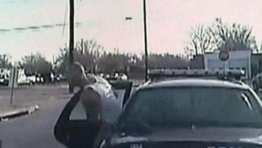 Darren Porter hunted by White Settlement Police Department