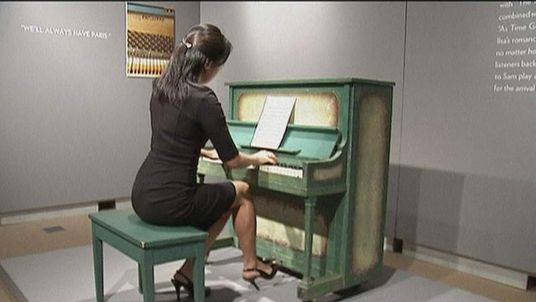piano from film Casablanca to be auctioned